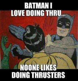 thrusters